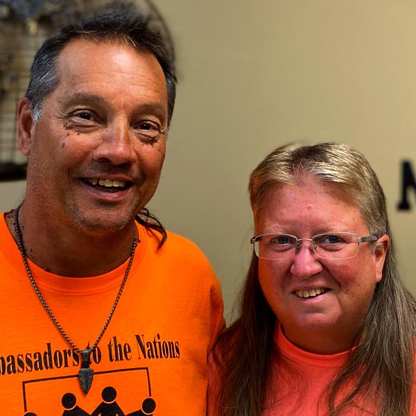 Darey and Karen Jolley